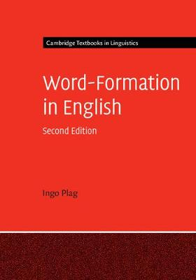 9781316623299 - Word-Formation in English