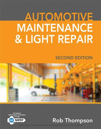9781337670234 - Automotive Maintenance & Light Repair