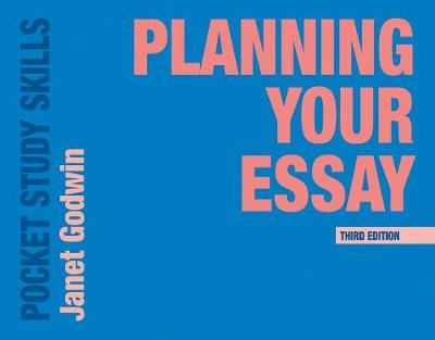 9781352006100 - Planning Your Essay
