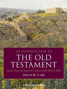 9781405184670 - An introduction to the old testament