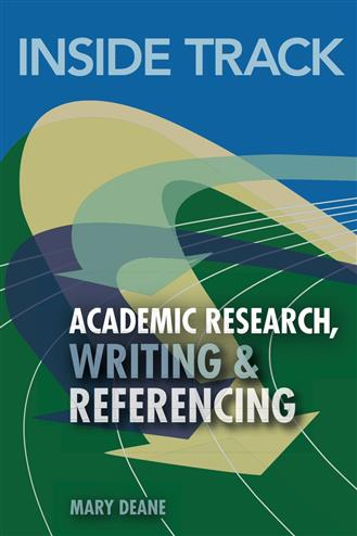 9781408237014 - Inside Track to Academic Research, Writing & Referencing