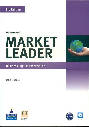 9781408237045 - Market leader advanced practice file + cd
