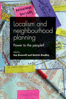 9781447329503 - Localism and Neighbourhood Planning: Power to the People?