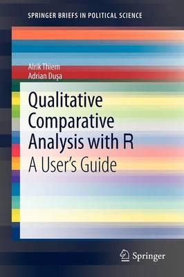 9781461445838 - Qualitative comparative analysis with r