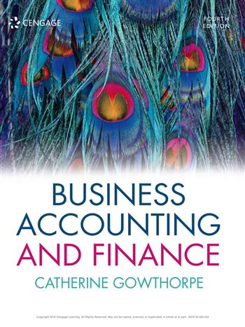 9781473749382 - Business accounting & finance