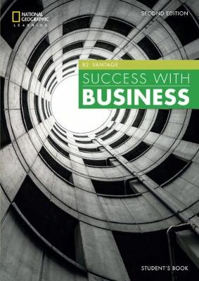 9781473772458 - Success with Business B2 Vantage Student's book