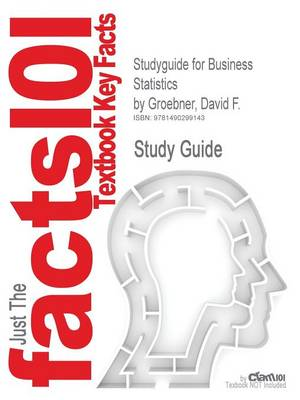 9781490299143 - Studyguide for Business