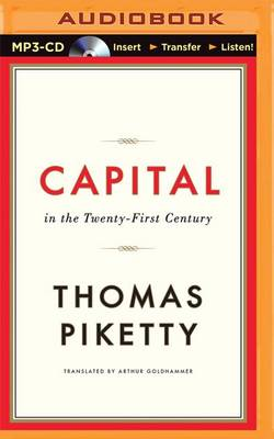 9781491591611 - Capital in the Twenty-First Century