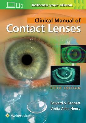 9781496397799 - Clinical Manual of Contact Lenses