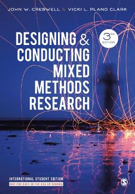 9781506386621 - Designing and Conducting Mixed Methods Research