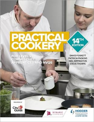 9781510461710 - Practical Cookery 14th Edition
