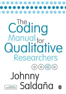 9781529731743 - The Coding Manual for Qualitative Researchers