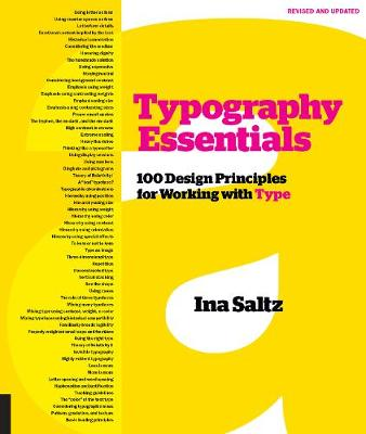 9781631596476 - Typography Essentials Revised and Updated: 100 Design Principles for Working with Type