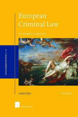 9781780682709 - European Criminial Law