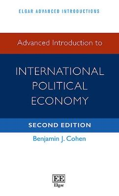 9781788971560 - Advanced Introduction to International Political Economy