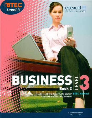 9781846906350 - Btec national business book 2