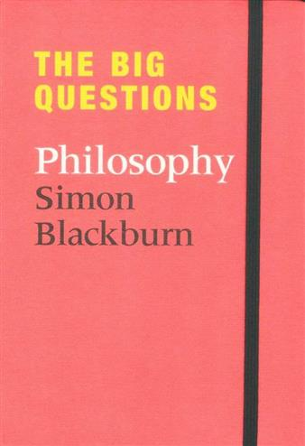 9781849160001 - The big questions philosophy