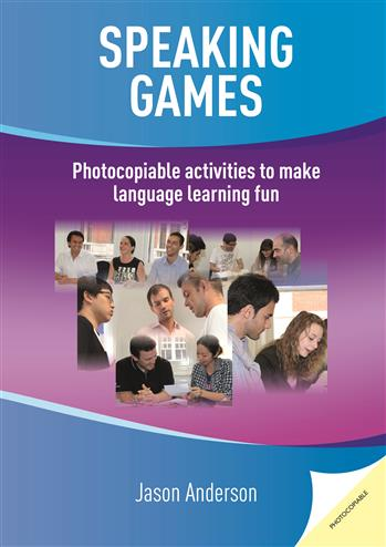 9781905085989 - Speaking Games: Photocopiable Activities to Make Language Learning Fun