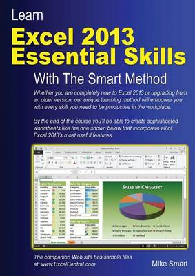 9781909253063 - Learn Excel 2013 Essential Skills with the Smart Method