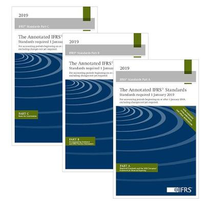 9781911629085 - The Annotated IFRS Standards 2019 (Annotated Blue Book Bound Volume)