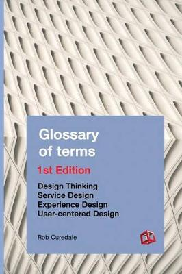 9781940805276 - Glossary of terms - Design thinking, service design