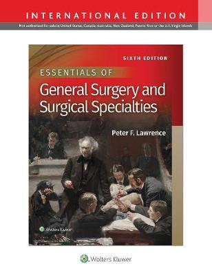 9781975106652 - Essentials of General Surgery and Surgical Specialties