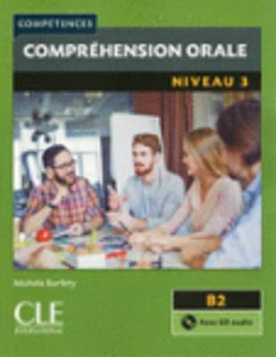 9782090380088 - Competences 2eme edition: Comprehension orale 3 Livre & CD