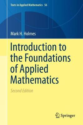 9783030242602 - Introduction to the Foundations of Applied Mathematics