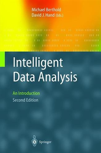 9783540430605 - Intelligent data analysis an introduction