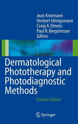9783642071768 - Dermatological Phototherapy and Photodiagnostic Methods