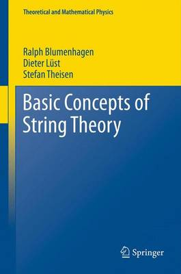 9783642294969 - Basic Concepts of String Theory