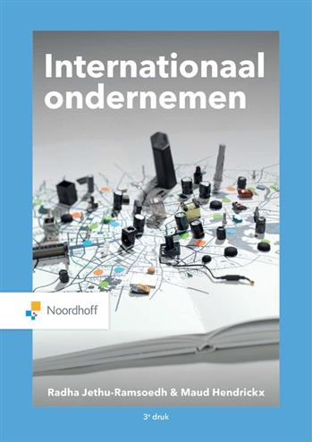 9789001575427 - Internationaal ondernemen
