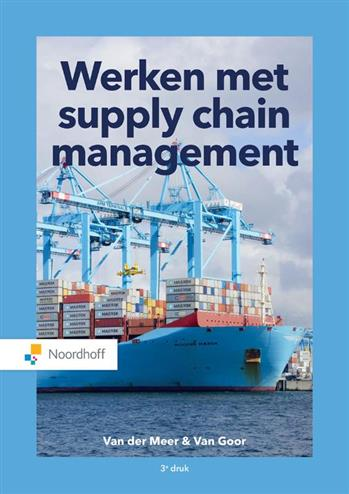 9789001593537 - Werken met supply chain management