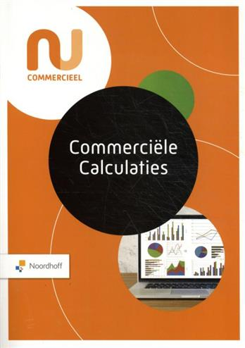 9789001734916 - NU Commercieel Commerciële Calculaties