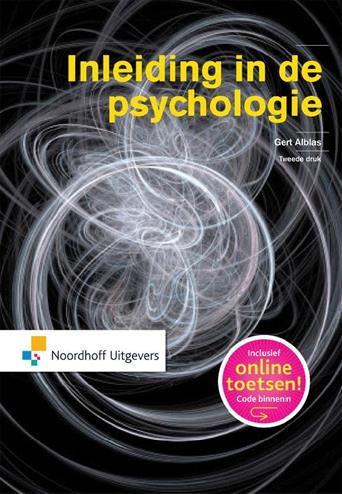 9789001848101 - Inleiding in de psychologie