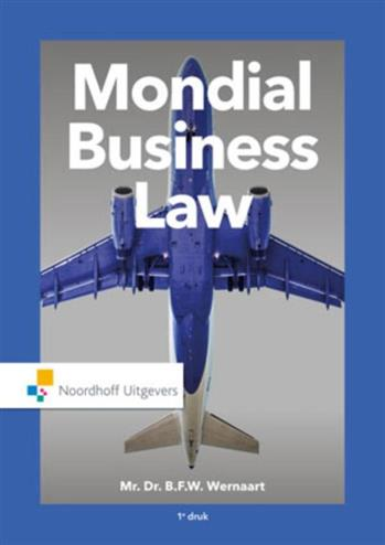 9789001871574 - International law and business