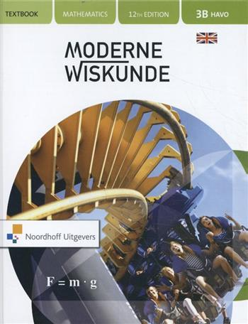 9789001883393 - Modern mathematics 12th edition 3h deel b
