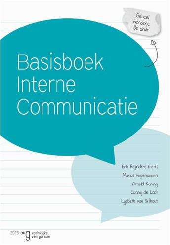 9789023252313 - Basisboek interne communicatie