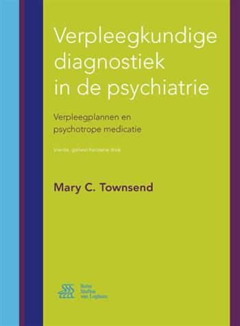 9789036811668 - Verpleegkundige diagnostiek in de psychiatrie