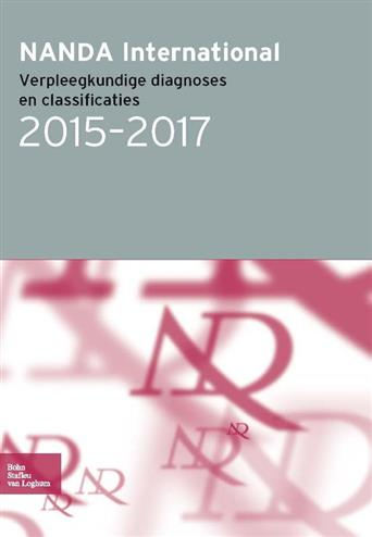 9789036814645 - NANDA International verpleegkundige diagnoses en classificaties 2015-2017