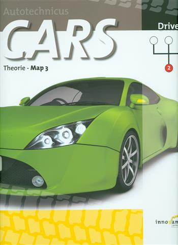 9789040524332 - Cars drive theorie map 3