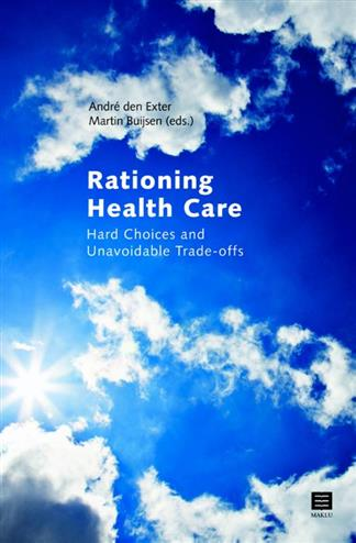 9789046605257 - Rationing health care