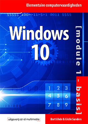 9789058701008 - Windows 10 boek