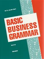 9789066753754 Basic business grammar