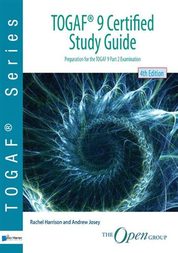 9789401802925 - TOGAF 9 Certified Study Guide