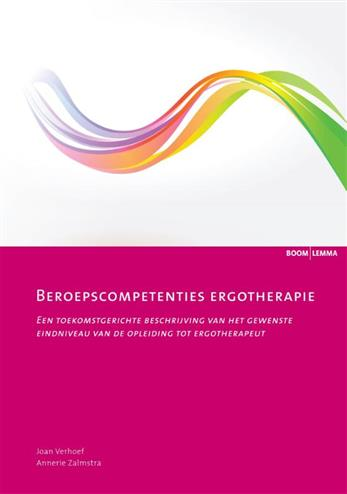 9789462360242 - Beroepscompetenties ergotherapie