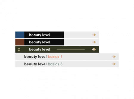 9789492548313 - Beauty Level niveau 3 Complete set