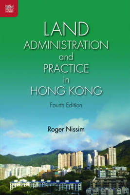 9789888208845 - Land Administration and Practice in Hong Kong